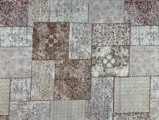 50d8b09b274e Látka bavlna bordový patchwork empty